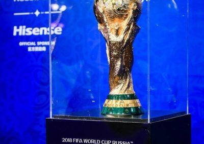 Spoločnosť Hisense sa stáva oficiálnym sponzorom MS FIFA 2018