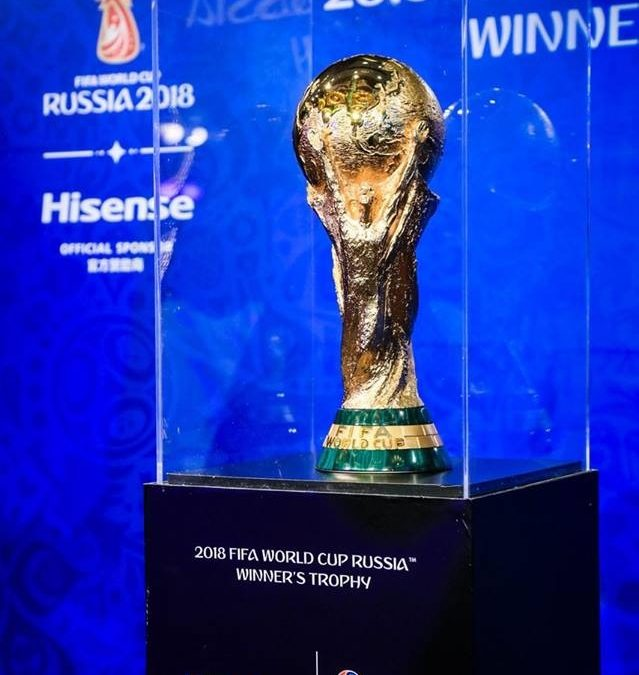Hisense je oficiálnym sponzorom MS FIFA